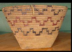 Home › Baskets › Imbricated Salish Burden Basket Native American Baskets, Indian Baskets, Indian Art, Basket Weaving, Nativity, Arts And Crafts, River, Home Decor, Basket