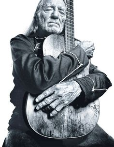 I've included this picture because Willie Nelson is a great example of country music at it's best. If a band of country music were to look for inspiration, Willie Nelson would be a great icon to look up at. Willie Nelson, I Love Music, Music Is Life, Business Photo, Jimi Hendricks, Blues, We Will Rock You, Music Icon, Art Music
