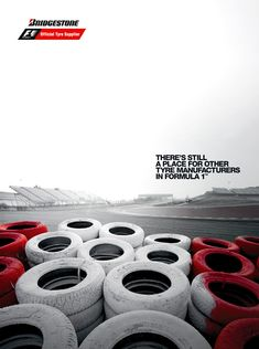 Bridgestone: Old tyres