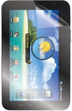 """iEssentials - Universal Anti-Glare Screen Protector (For 7"""""""" - 8"""""""" Tablets & eReaders) Case Pack 6"""