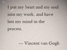 Resultado de imagen para tatuajes de vincent van gogh