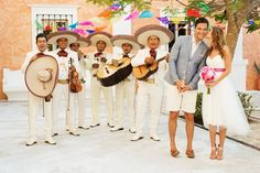 5 Wedding Activities to do for Cinco de Mayo while in Mexico @destweds