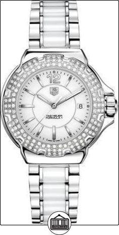 TAG Heuer WAH1215.BA0861 Formula 1 - Reloj de cuarzo  ✿ Relojes para mujer - (Lujo) ✿