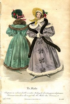 1830s outerwear