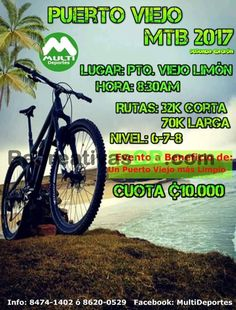 Recreativa MTB Puerto Viejo 2017