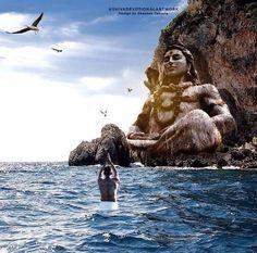 .....z❤ NSpice2018~* Shiva Linga, Mahakal Shiva, Shiva Art, Krishna, Kali Mandir, Lord Durga, Hindu Deities, Hinduism, Shiva Photos