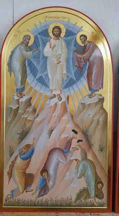 Jesus Painting, Orthodox Icons, Byzantine Art, Jesus Art, Art, Sacred Art, Byzantine