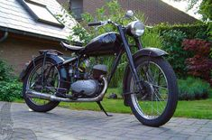 1953 150cc 2-stroke thumper with sachs motor and 4-speed | 50mph/80kmh