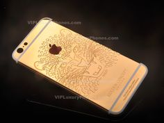 Mirror quality iPhone 6 Plus Lion premium gold designer back cover on promotional sale now online. Visit our site for more real gold cases. Iphone 6 Covers, Iphone Cases, Iphone 6 Gold, Gold Accessories, Lion, Leather, Luxury Lifestyle, Smart Watch, Delivery