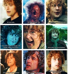 Gotta love Pippin and his funny facial expressions :P