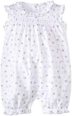 Kissy Kissy Baby-Girls Infant Mini Blooms Lilac Print Sack