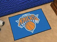 The New York Knicks NBA Starter Mat by FanMats