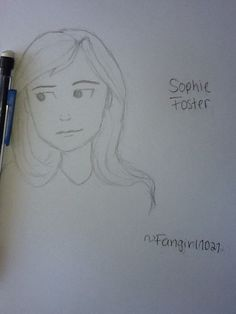 Sophie Foster by Fangirl1021  #keeperofthelostcities