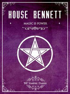 House Bennett - The Vampire Diaries