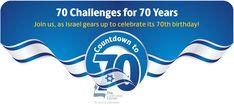 ΕΠΕΤΕΙΟΣ ΤΩΝ 70 ΧΡΟΝΩΝ ΤΟΥ ΙΣΡΑΗΛ ΚΑΙ Η ΕΙΚΟΝΑ ΤΟΥ ΤΡΑΜΠ, ΤΙ ΘΑ ΣΥΜΒΕΙ 14 ΜΑΙΟΥ 70th Birthday, Kai, Challenges, 70 Birthday, Chicken