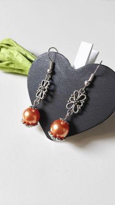 Boucles d'oreilles noeuds celtiques Outlander Ecosse argenté féérique Jamie Claire Fraser : Boucles d'oreille par miss-perles