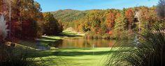 North Carolina Golf - Championship NC Golf on Bald Mountain Golf Course at Rumbling Bald Resort on L