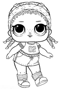 129 Best Lol Dolls Coloring Sheets Images In 2019 Coloring Book