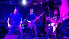 Angulo Inverso en directo en la Sala Taboo, Madrid