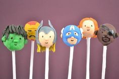 Throw a SUPERHERO Party for The Avengers - Sippy Cup Mom!  love the food ideas
