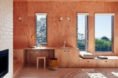 birch plywood interior - Google Search