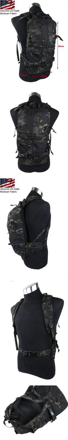 EbairSoft Airsoft parts & Tactical Gear - G Rasputin Item 3R01 Backpack ( Multicam Black ) RPT029-MCBK