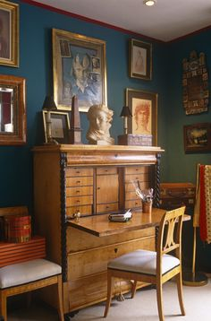 Home Office Photos, Design, Ideas, Remodel, and Decor - Lonny Classic Furniture, Home Furniture, Furniture Design, Corner Furniture, Cheap Furniture, Furniture Ideas, Wabi Sabi, Space Photos, Interior Decorating