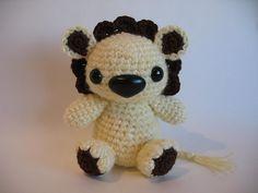 Amigurumi Lion | custom order made with super soft alpaca ya… | Flickr