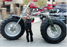 Monster Motorcycle
