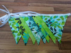 Contemporary lime and teal bunting from Nanny Buntings on Facebook Buntings, Lime, Teal, Contemporary, Facebook, Bunting Garland, Limes, Key Lime, Turquoise