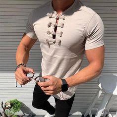SKU Brand Name Comelogic shoulder_cm bust_cm length_cm sleeve_length inch cm inch cm inch cm inch cm s 17 42 39 98 27 68 8 20 m 17 44 40 102 28 70 8 21 l 18 46 42 106 28 72 9 22 xl 19 48 43 110 29 74 9 23 20 50 45 114 30 76 9 24 20 52 46 118 31 78 10 25 Fashion Casual, Men Casual, Mens Fashion, Casual Wear, Hot Men, Casual Shorts, Casual Outfits, Mens Kurta Designs, Short Shirts