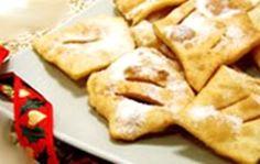 Receita de Coscorões de Natal   Doces Regionais