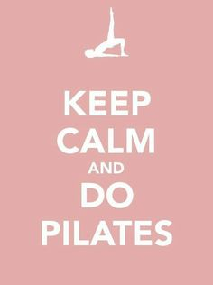 Getting back into working out. Here's 8 Pilates Exercises For A Tighter Tummy.
