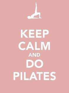 Pilates - perfect fo
