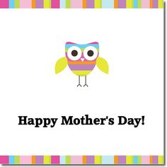 Free Mothers Day Card Printables  Envelope Send Pdf To Staples