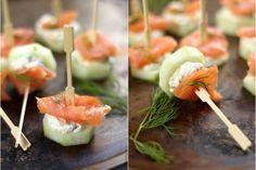 amuse-bouche-sans-cuisson-saumon-crème-fraîche
