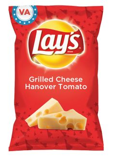 Wouldn't Grilled Cheese Hanover Tomato be yummy as a chip? Lay's Do Us A Flavor is back, and the search is on for the yummiest chip idea. Create one using your favorite flavors from around the country and you could win $1 million! https://www.dousaflavor.com See Rules.