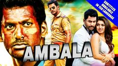 nice Ambala (Aambala) 2016 Full Hindi Dubbed Movie | Vishal, Prabhu, Hansika Motwani, Ramya Krishnan