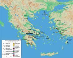 Delphi location - Oráculo de Delfos - Wikipedia, la enciclopedia libre