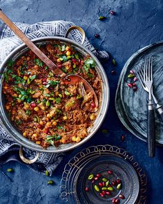 Melt-in-your-mouth lamb and warming Moroccan spices – this tagine recipe is best served with warm flatbreads on a cold winter's night.