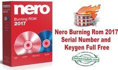 Nero Burning Rom 2017 Serial Number and Keygen Full Free