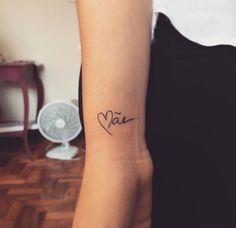 Tattoo mãe