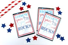 Pop and Rock for July 4th