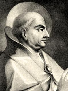 Pope Martin I (? - 655)   He was born near Todi, Umbria. He succeeded Pope Theodore I on 5 July 649. He was the only pope during the Byzantine Papacy ...(Read the rest of his story here:) https://www.facebook.com/St.Eugene.OMI/photos/a.1490771924522168.1073741828.1490724774526883/1571446363121390/?type=1&theater