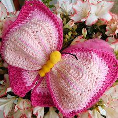 Butterflay crochet
