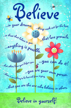 Ideas For Quotes Family Kids Student Encouraging Quotes For Kids, Inspirational Quotes For Students, Positive Affirmations For Kids, Positive Quotes, Motivational Posters, Quote Posters, Memo Boards, Mindfulness For Kids, Super Quotes