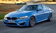 Wow! The 2015 #BMW M3 And M4 Revealed In Leaked Images! Click on the image to see them all.