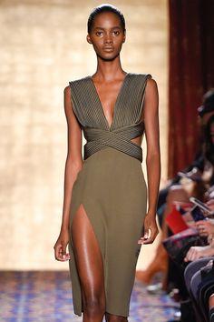 Brandon Maxwell | New York Fashion Week | Spring 2017