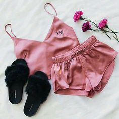 Women Lingerie – Gardening Tips Jolie Lingerie, Cute Lingerie, Satin Lingerie, Lingerie Outfits, Women Lingerie, Lingerie Dress, Luxury Lingerie, Cute Sleepwear, Lingerie Sleepwear