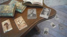 Miniature 19th Century Celebrity Cabinet Cards by LDelaney on Etsy